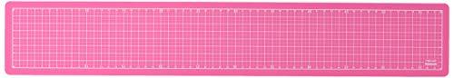 ナカバヤシ カッターマット 折りたたみカッティングマット A2 ピンク CTMO-A201-P