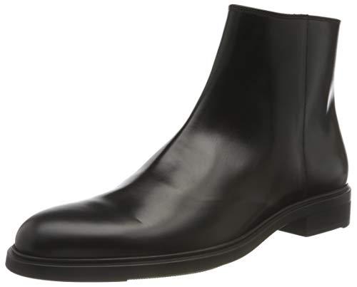 BOSS Business Herren Firstclass_Zipb_lt Stiefel, Black1, 43 EU