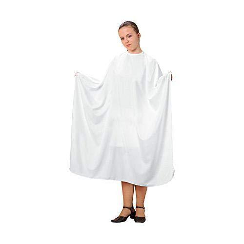 Fox Professional Basic Line capa peluquería Blanca