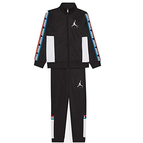 Jordan Jumpman Sideline Tricot Trainingsanzug, Schwarz, Artikelnummer: 95A102-023, Schwarz M