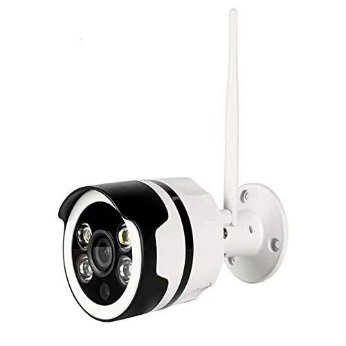 ErLaLa Cámara inalámbrica WiFi cámara de Red de vigilancia ipc Impermeable cámara infrarroja de visión Nocturna HD