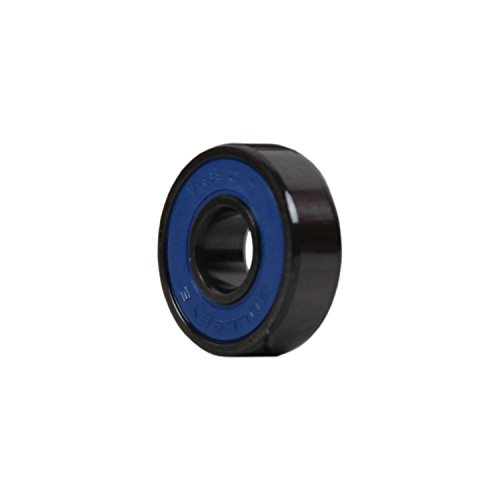 2 Scooter Wheels With Abec 7 Bearings for RAZOR SCOOTER 100mm