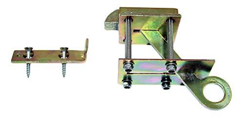 SN-TEC Bodenlukenschnäpper/Klappenhalter für Bodenluken von 20 bis 40mm inclusive Befestigungsmaterial