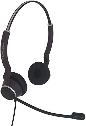 wholesale Cisco Certified Headset Bundle - Smith Corona Clearwire HD Duo discount Headset w/Cord lowest for Direct Connect to Cisco 6900,7900,8900,9900 Telephones outlet online sale