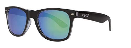 Zippo Multicoating Lens Sonnenbrillen, schwarz, M