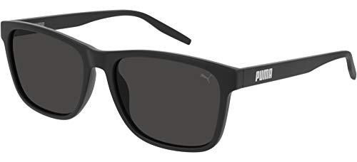 PUMA Gafas de Sol PE0123S Black/Grey 57/17/150 unisex