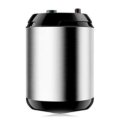 LY Kleiner Elektrischer Warmwasserbereiter Auf Dem Heiße Küche Wasserspeicher Typ Küche Schatz Haus Wasserenergiespar Konstante Temperatur 1200W 220V