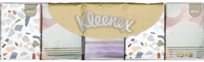 Kleenex Collection Mini Pocket Tissues (15 Packets)