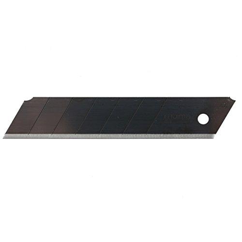 Preisvergleich Produktbild Tajima RAZAR BLACK 25 mm Klingen,  Spender und Karte,  1 Stück,  TAJ-11548
