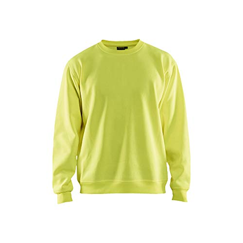 Blaklader 340110743300XL High Vis - Sudadera (talla XL), color amarillo