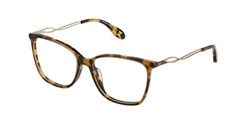 Carolina Herrera New York VHN589M BROWN+SHINY HAVANA (0ADR) - Monturas de gafas