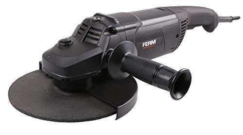 FERM professionele haakse slijper / 2400 W - 230 mm