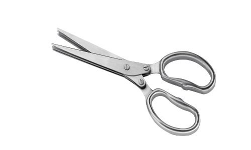 Check Out This Kuchenprofi Six-Blade Stainless-Steel Herb Scissors