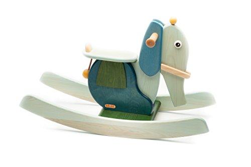 tede 00503BC Schommelende dierlijke olifant Pauline