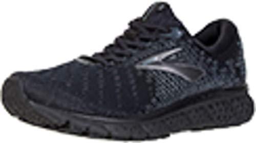 Brooks Mens Glycerin 17 Running Shoe - Black/Ebony - D - 10.5