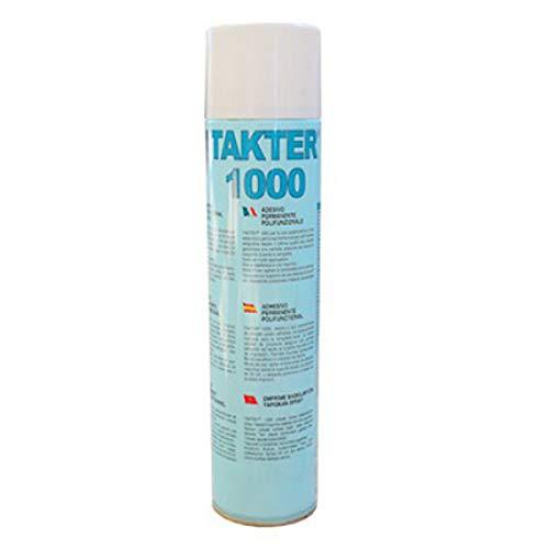 CPL Fabbrika Takter 1000 - Adhesivo en spray para mostrador de serigrafía – Bote de 600 ml