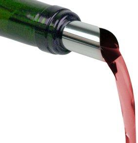 DropStop®,-Ausgießer Wein–Sachet de 10Einheiten