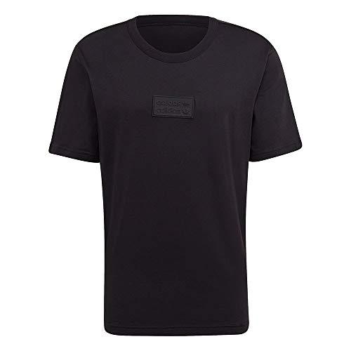 adidas GN3310 Silicon Badge T T-Shirt Uomo Black M