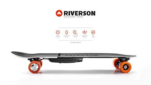 RIVERSON Skateboard électrique...