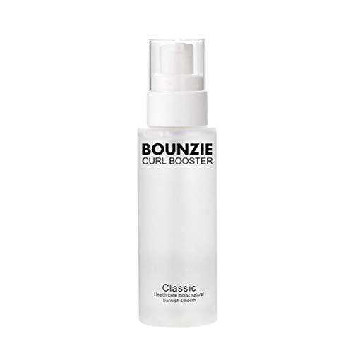 Osuner Curl Booster Spray Spray para Cabello Rizado no pegajoso para Todo Tipo de Cabello