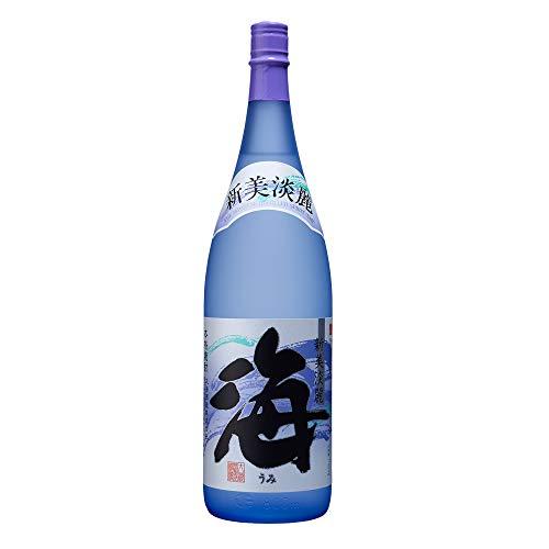 大海酒造 海 芋焼酎 1800ml