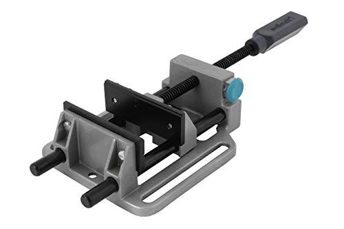 Wolfcraft 3410000 Universal-Schraubstock Backenbreite 100 mm, mehrfarbig