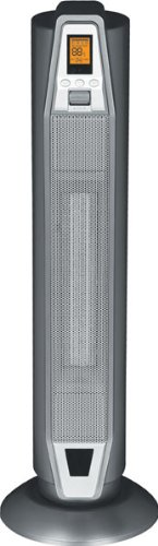Tower Ceramic Heater with Thermostat Control