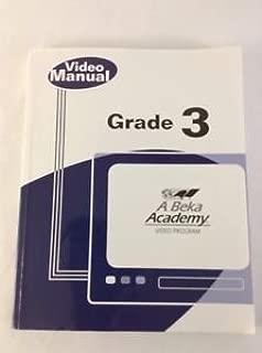 A Beka Abeka Video School GRADE 3 Manual