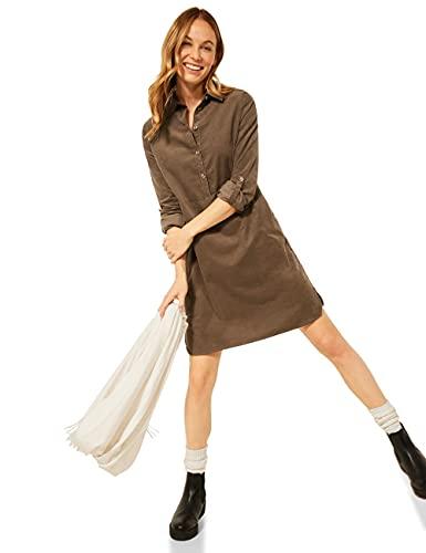 Cecil Damen 143055 Kleid, Toffee Brown, L