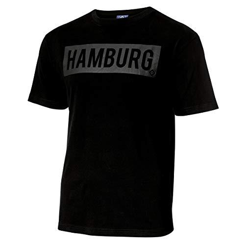 HSV T-Shirt Sander Gr. XL Hamburger SV