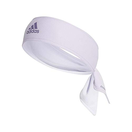 adidas Tennis Stirnband Tennis Tieband 2-Coloured Purple Tint/Tech Purple/White Kinder