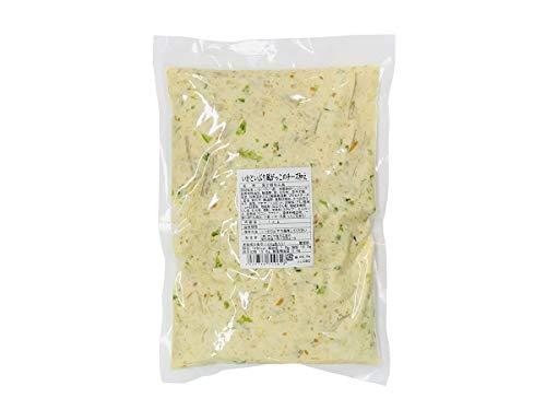 いかといぶり風がっこのチーズ和え 1kg(冷凍パック)