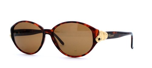 Chopard Damen Sonnenbrille Braun Braun