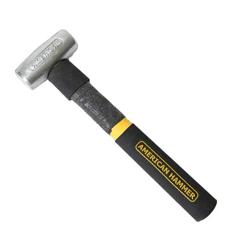 American Hammer AM2ZNXFG Sledge Zinc Manufacturer direct delivery Industry No. 1