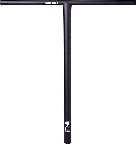 Longway Kronos Titanium Manillar Scooter (650mm - Negro)