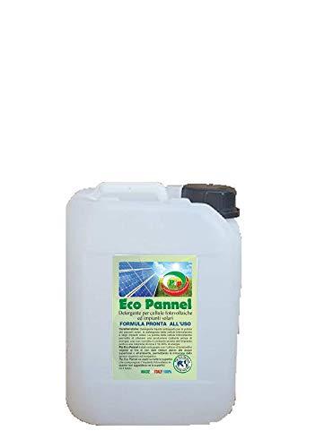 Detergente per Pannelli solari e fotovoltaici Formula pronta all'uso Pip Eco Pannel TK UN 5