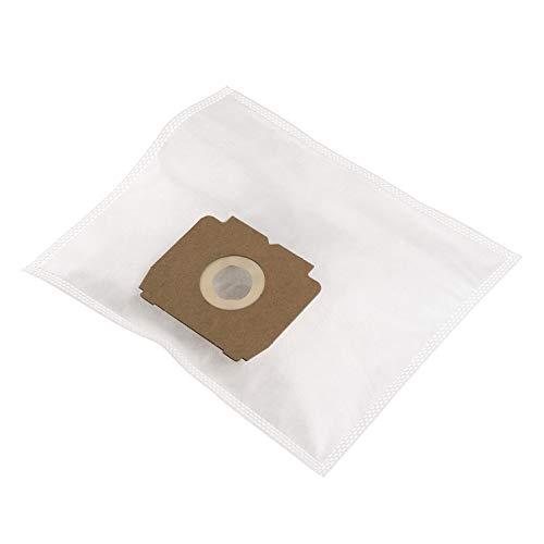 CARLAS SBG13, 10x Staubsauger-Beutel mit Zusatz-Filter, mehrmaliges MicroVlies, passend für AEG und Elektrolux Vampyr CE, Dirt Devil DD 2804, Staubsauger-Tüten