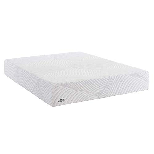 Sealy Conform Essentials 11.5-Inch Plush Mattress, Queen