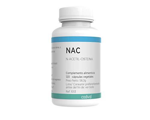 NAC - N-Acetil-Cisteina
