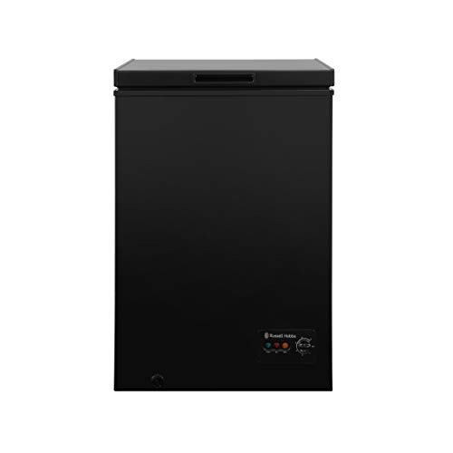 Russell Hobbs RHCF99B 99L A+ Energy Rating Chest Freezer Black Free 5 Year...