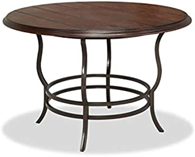 Amazon Com Ink Ivy Iif20 0062 Mercer Dining Oval Solid