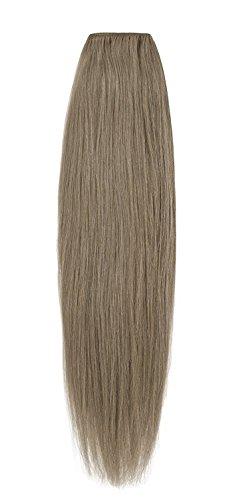 American Dream original de qualité 100% cheveux humains 50,8 cm soyeuse droite trame Couleur 18 – Blond Cendré