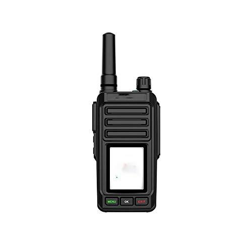 Z-Color Mini walkie Talkie estación de Radio CB 5000km 200 Canales de VHF UHFDual UV de Banda 5r Radio de Dos vías, 6800mAh USB de Carga rápida Directa, IP66 a Prueba de Agua