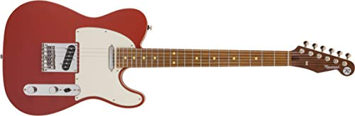 Reverend Pete Anderson Eastsider T Satin Burnt Brick, Dark Roast