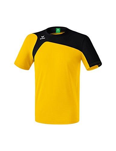 erima Kinder T-shirt Club 1900 2.0 T-Shirt, gelb/schwarz, 116, 1080716