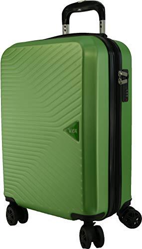 Vida VR620 Hard Suitcase, Green (Green) (Green) - VALISE VIDA
