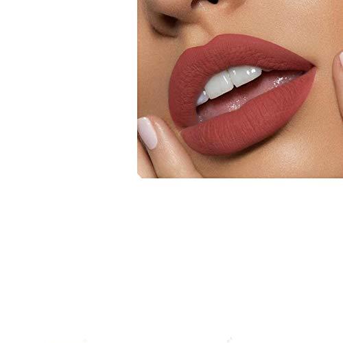 BHYDRY Wasserdichter Lippenstift Matt Kürbis Farbe Lippenstift Essen Sie Erde reiche Vitamin...