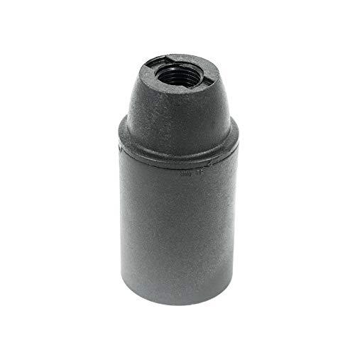 Arditi Thermoplastische Lampenfassung aus drei Teilen mit Sockel E14, 500 Tp/Tpmv/Asftp/Fmc/T190/Ne/Ean1/S10, 100, M/Pde/E14-019046-017304-029555