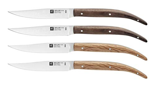 Zwilling Steak-Sets Steakmesserset, 4-TLG Steakmesser