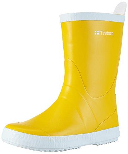 Tretorn Unisex-Erwachsene Wings Gummistiefel, Gelb (Yellow 070), 40 EU